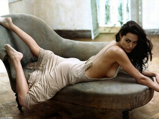 Images hot et sexy de Angelina Jolie