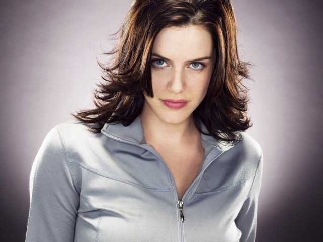 Michelle Ryan Bionic Woman hot sex